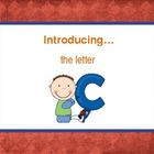 Letter Cc - Alphabet Lesson – Power Point – Interactive –