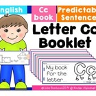 Letter Cc Booklet- Predictable Sentences