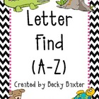 Letter Find (A-Z)