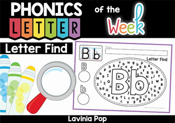 Letter Find - Uppercase and Lowercase