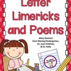Letter Limericks and Poems