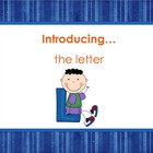 Letter Ll - Alphabet Lesson – Power Point – Interactive –