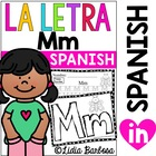Letter M and Syllables- Spanish