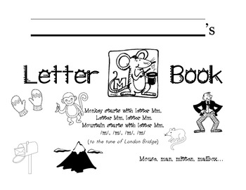 Letter Mm Activity Packet