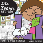 Phonics Letter Sound L l Phonics Resource Packet