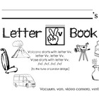 Letter Vv Activity Packet