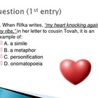 Letters from Rifka PowerPoint Questions