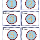 Leveled Reader Book Labels