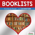Good Fit {Leveled} BOOKLISTS from A-Z