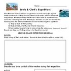 Lewis and Clark Expedition Journal