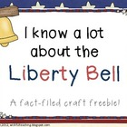 Liberty Bell Fact-ivity {FREEBIE}