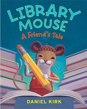 Library Mouse Comprehension Activities