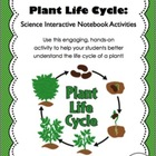 Life Cycle of a Plant - Science Interactive Notebook Activity