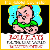 Social Skills: Problem Solving Role Playing Activity Pack