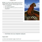 Life of Pi Reading Guide with Chapter Questions and Activites