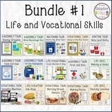 Life skill and Vocational Skill Task Bundle #1