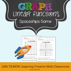 Linear Spaceships Graphing Activity