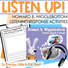 Listen UP!  Howard B. Wigglebottom Listening Station and R