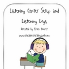 Listening Center Setup and Listening Center Response Logs
