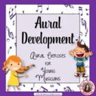 Listening Worksheets for Young Musicians