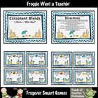 Literacy Center -- Consonant Blends I Have... Who Has?