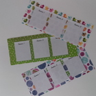 Literacy Math Stations Centers Visual Planning Charts 3 se