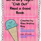 Literacy Night - Chill Out with a Good Book!