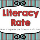 Literacy Rate and Its Impact on the Standard of Living - N