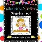 Literacy Station Starter Kit