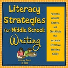 Literacy Strategies for Middle School: Writing (Common Cor