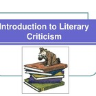 Literary Criticism Powerpoint High School