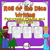 Creative Writing: Fairy Tales, Fables, and Tall Tales