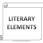 Literary Elements with Common Core Standards