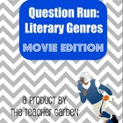Literary Genre (Movie Edition): Question Run Game