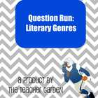 Literary Genres: Question Run Game