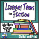 Literary Terms for Fiction TEST