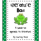 """Literature Bags """"Book Bags"""" :  Making Connections to Literature"""