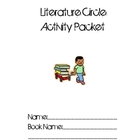 Literature Circle Job Booklet for Elementary and Intermedi