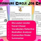 Literature Circle Job Cards