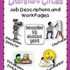 Literature Circle Jobs and Descriptions