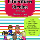 Literature Circles Roles and Resources