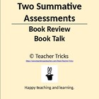 Literature Circles: Two Summative Assessments