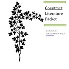 Literature Study/Novel Unit Packet for The Gossamer by Lois Lowry
