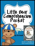 Little Bear Comprehension Pack with Craft
