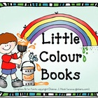 Little Color Books (Aussie Version)