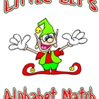 Little Elf's Alphabet Match Learning Center