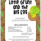 Little Grunt and the Big Egg (Harcourt)