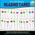 Little Monsters Elementary Reading Strips-All 220 Dolch Wo