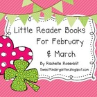 Little Reader Books for February & March