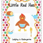 Little Red Hen Story Retell and Writing